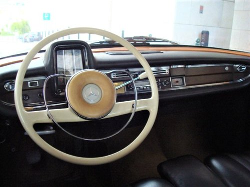 1965 Mercedes-Benz 220 SB For Sale (picture 4 of 6)