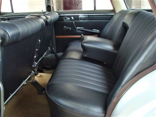 1965 Mercedes-Benz 220 SB For Sale (picture 5 of 6)