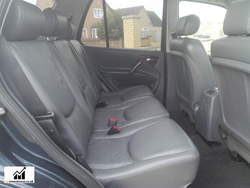 2000 Mercedes ML, 5.5 litre, AMG Wheels, 1 Owner, 57,000 miles For Sale (picture 5 of 6)