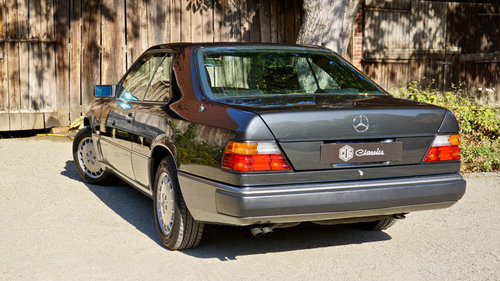 1991 Mercedes Benz 300CE Coupe For Sale (picture 2 of 6)