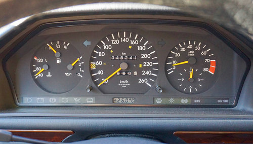 1991 Mercedes Benz 300CE Coupe For Sale (picture 5 of 6)