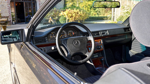 1991 Mercedes Benz 300CE Coupe For Sale (picture 6 of 6)