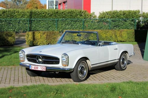 Mercedes Benz 250 SL - 1967 For Sale (picture 1 of 6)