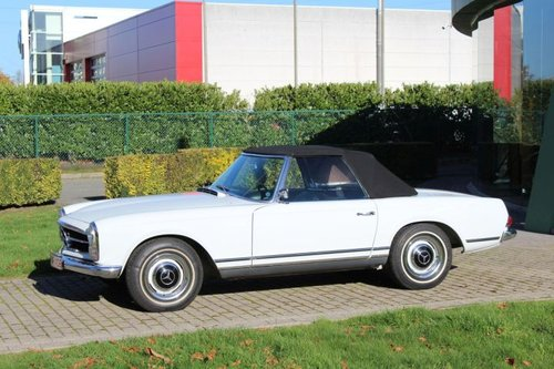 Mercedes Benz 250 SL - 1967 For Sale (picture 3 of 6)