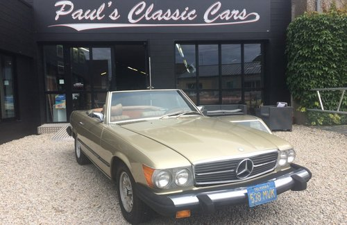 1975 Mercedes 450 SL  For Sale (picture 1 of 5)