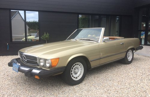 1975 Mercedes 450 SL  For Sale (picture 2 of 5)