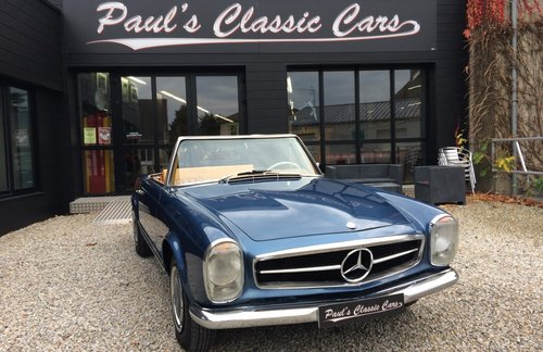 1967 Mercedes 250 SL  For Sale (picture 1 of 5)