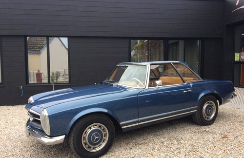 1967 Mercedes 250 SL  For Sale (picture 2 of 5)