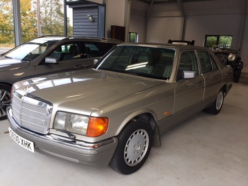 1989 Mercedes For Sale W126 W124 For Sale (picture 1 of 6)