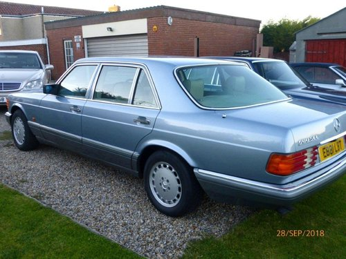 1989 Mercedes For Sale W126 W124 For Sale (picture 2 of 6)