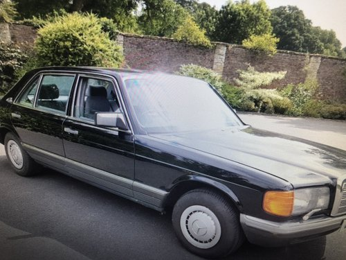 1989 Mercedes For Sale W126 W124 For Sale (picture 4 of 6)
