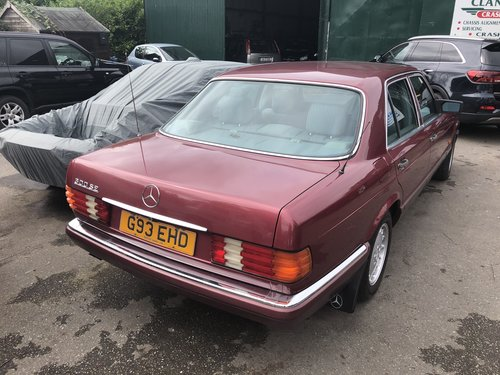 1989 Mercedes For Sale W126 W124 For Sale (picture 6 of 6)