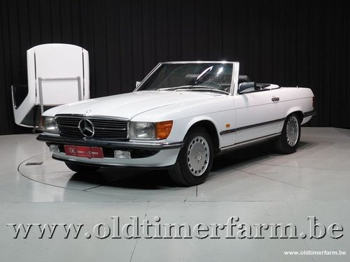 1989 Mercedes-Benz 300SL R107 '89 For Sale (picture 1 of 6)