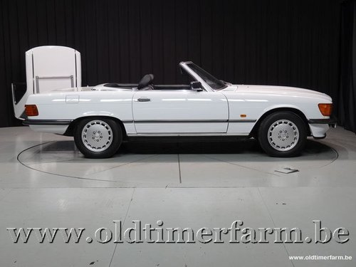 1989 Mercedes-Benz 300SL R107 '89 For Sale (picture 3 of 6)