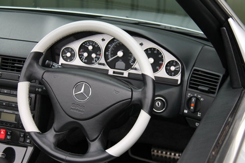 2001 MERCEDES-BENZ SL 500 | STOCK #2065 For Sale (picture 3 of 6)