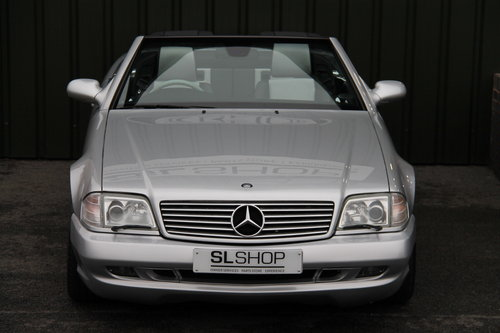 2001 MERCEDES-BENZ SL 500 | STOCK #2065 For Sale (picture 4 of 6)