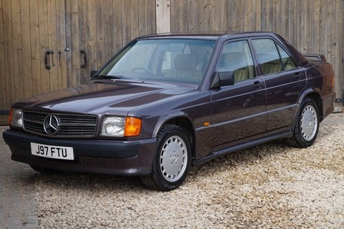 1992 Mercedes-Benz 190 1.8 E 4dr COSWORTH BODYKIT For Sale (picture 1 of 6)