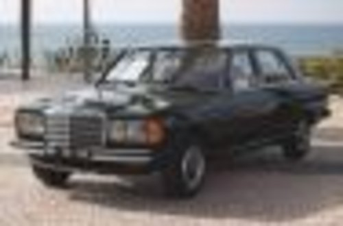 Mercedes W123 200d - 1984 For Sale (picture 6 of 6)