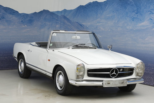 1964 Mercedes 230 SL Pagoda For Sale (picture 1 of 6)