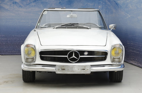 1964 Mercedes 230 SL Pagoda For Sale (picture 3 of 6)