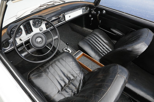 1964 Mercedes 230 SL Pagoda For Sale (picture 4 of 6)