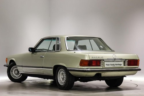 1981 Mercedes 380SLC Automatic - 17200 Miles Only For Sale (picture 2 of 6)