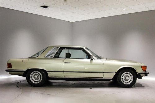 1981 Mercedes 380SLC Automatic - 17200 Miles Only For Sale (picture 3 of 6)