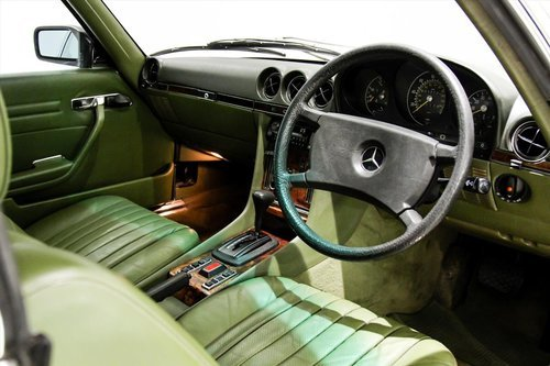 1981 Mercedes 380SLC Automatic - 17200 Miles Only For Sale (picture 6 of 6)