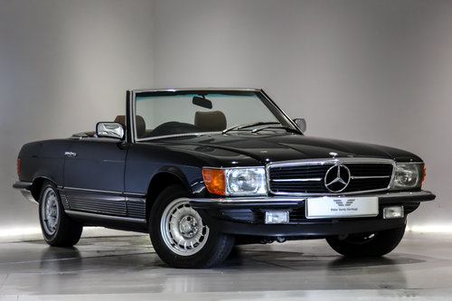 1982 Mercedes 280 SL Auto- Only 25838 Miles SOLD (picture 1 of 6)