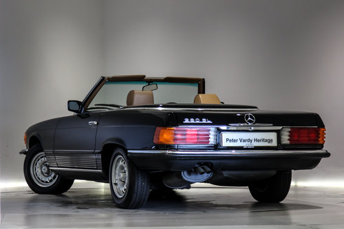 1982 Mercedes 280 SL Auto- Only 25838 Miles SOLD (picture 2 of 6)