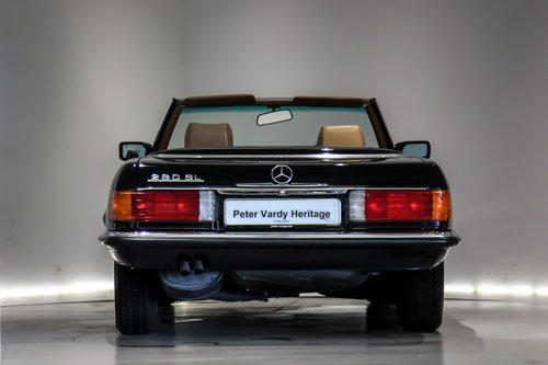 1982 Mercedes 280 SL Auto- Only 25838 Miles SOLD (picture 4 of 6)