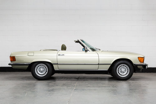 1982 Mercedes Benz 280SL-Outstanding Low Mileage Example For Sale (picture 2 of 6)