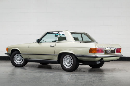 1982 Mercedes Benz 280SL-Outstanding Low Mileage Example For Sale (picture 5 of 6)