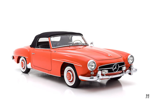 1957 MERCEDES-BENZ 190SL ROADSTER For Sale (picture 2 of 6)