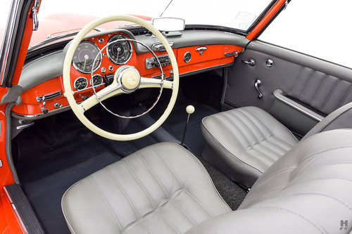 1957 MERCEDES-BENZ 190SL ROADSTER For Sale (picture 3 of 6)