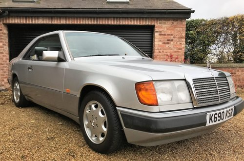 Mercedes 230CE - 71500 miles - 1993K For Sale (picture 1 of 6)