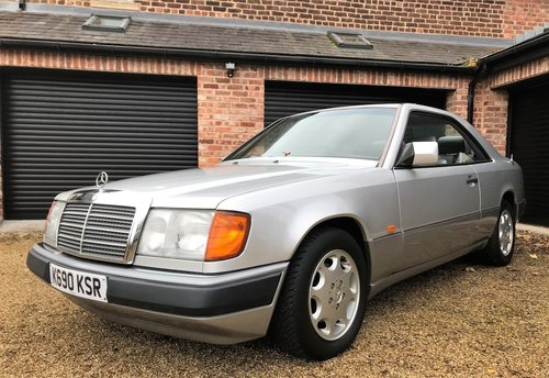 Mercedes 230CE - 71500 miles - 1993K For Sale (picture 3 of 6)