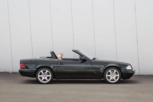 2001 SL320 V6 2dr Auto Designo Edition- 1 of 50 Manufactured For Sale (picture 2 of 6)