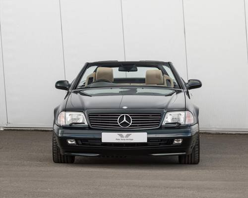2001 SL320 V6 2dr Auto Designo Edition- 1 of 50 Manufactured For Sale (picture 3 of 6)