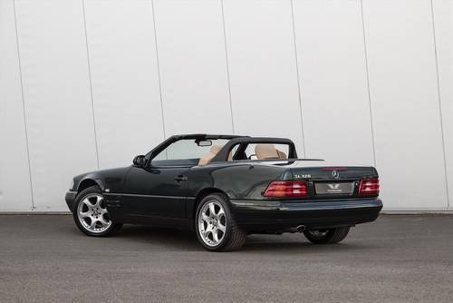 2001 SL320 V6 2dr Auto Designo Edition- 1 of 50 Manufactured For Sale (picture 5 of 6)
