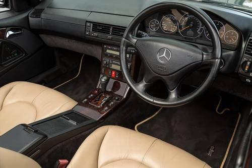 2001 SL320 V6 2dr Auto Designo Edition- 1 of 50 Manufactured For Sale (picture 6 of 6)