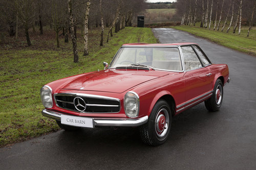 1967 Meredes 250 SL Pagoda  For Sale (picture 1 of 6)