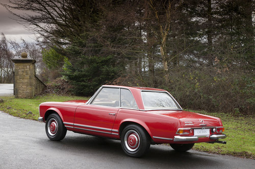 1967 Meredes 250 SL Pagoda  For Sale (picture 2 of 6)