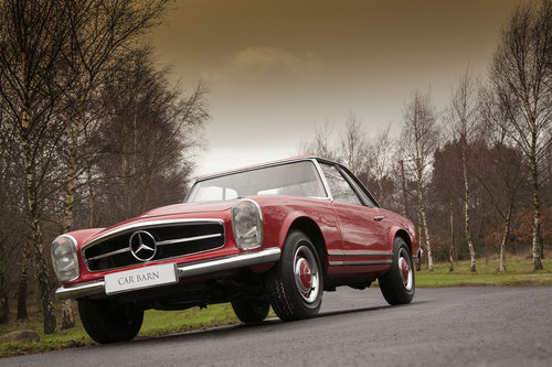 1967 Meredes 250 SL Pagoda  For Sale (picture 3 of 6)