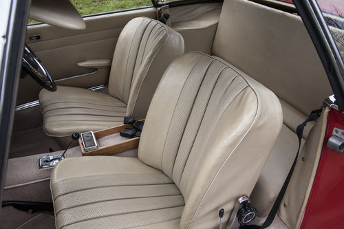 1967 Meredes 250 SL Pagoda  For Sale (picture 4 of 6)