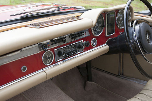 1967 Meredes 250 SL Pagoda  For Sale (picture 5 of 6)