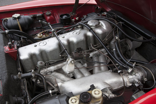 1967 Meredes 250 SL Pagoda  For Sale (picture 6 of 6)