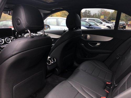 2017 (67) Mercedes Benz C250D AMG Line Premium Plus For Sale (picture 6 of 6)