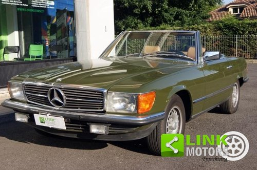 Mercedes Classe SL 280 CABRIO DEL 1981 For Sale (picture 1 of 6)