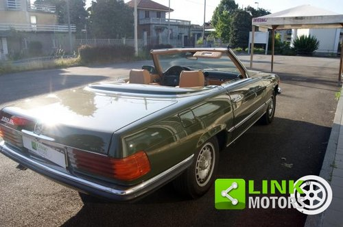Mercedes Classe SL 280 CABRIO DEL 1981 For Sale (picture 6 of 6)